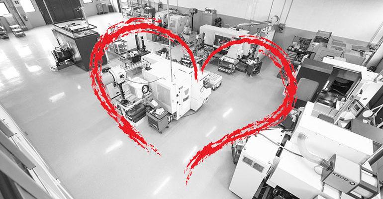 Ci prendiamo cura della vostra azienda meccanica