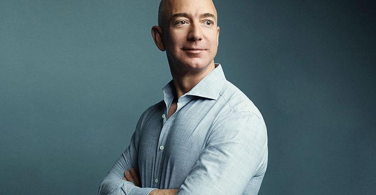 Bezos vuole l'Aeroporto marchiato Amazon
