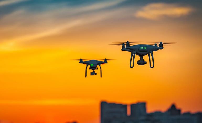 Si eseguono ispezioni con drone a Bologna e provincia