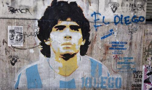 Nel nome del Padre, di Maradona e dello Spirito Santo