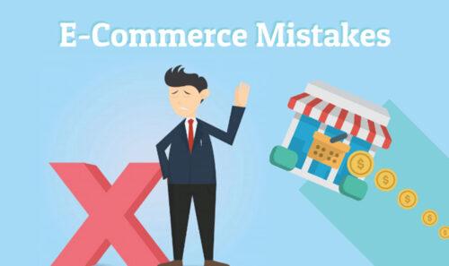 Il tuo ecommerce non vende? Ecco alcune possibili cause…