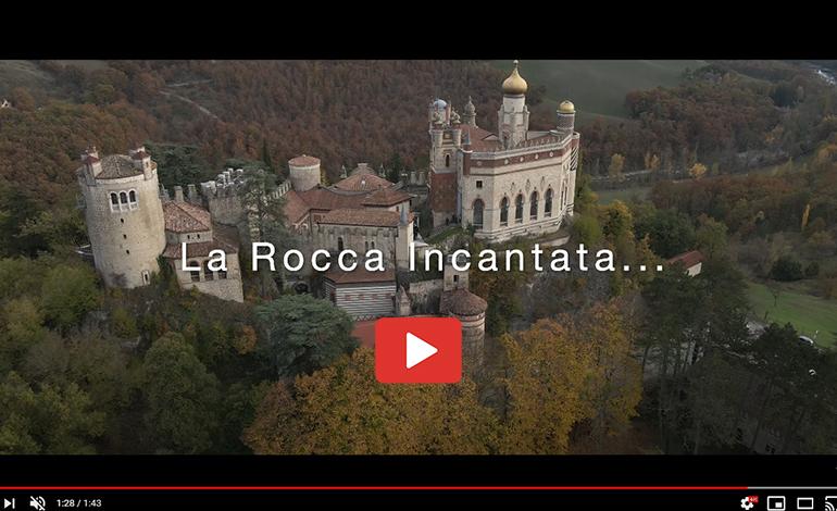 Vi presento Rocchetta Mattei, la Rocca Incantata in 4k…