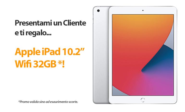 Sumweb ti regala un fantastico Apple Ipad 10,2″ da 32GB!